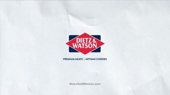Dietz & Watson TV Spot, 'Hoagie Song' Featuring Craig Robinson - Thumbnail 6