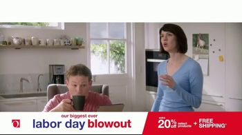 Overstock.com Labor Day Blowout TV Spot, 'Names Can Be Confusing' - Thumbnail 2