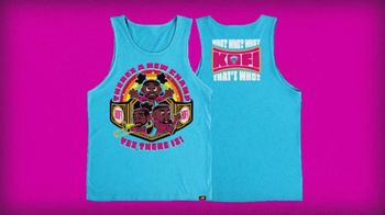 WWE Shop TV Spot, 'Come One, Come All: $15 Tees' Song by SATV Music - Thumbnail 2