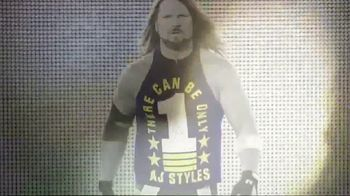 WWE Shop TV Spot, 'Inspired by Millions: Replica Titles' - Thumbnail 4