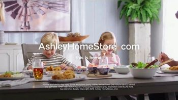 Ashley HomeStore Labor Day Sale TV Spot, 'Going on Now: 30 Percent' Song by Midnight Riot - Thumbnail 9