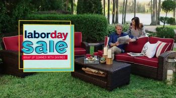Ashley HomeStore Labor Day Sale TV Spot, 'Going on Now: 30 Percent' Song by Midnight Riot