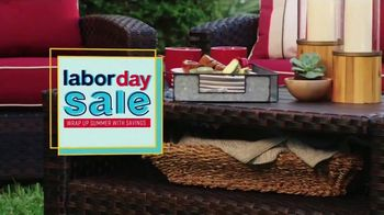 Ashley HomeStore Labor Day Sale TV Spot, 'Going on Now: 30 Percent' Song by Midnight Riot - Thumbnail 3