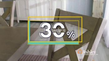 Ashley HomeStore Labor Day Sale TV Spot, 'Going on Now: 30 Percent' Song by Midnight Riot - Thumbnail 4