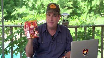 Zip Firestarters TV Spot, 'Cube' - Thumbnail 4