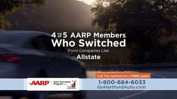 The Hartford AARP Auto Insurance Program TV Spot, 'Experience: Careful Driving' Featuring Matt McCoy - Thumbnail 5