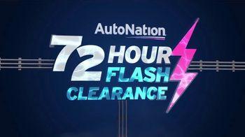 AutoNation 72 Hour Flash Clearance TV Spot, '2019 Ram 1500 Lonestar' - Thumbnail 2