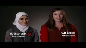Big Ten Conference TV Spot, 'Faces of the Big Ten: Noor Ahmed and Kate Smith' - Thumbnail 2