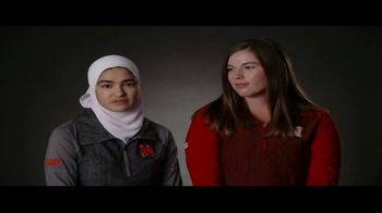Big Ten Conference TV Spot, 'Faces of the Big Ten: Noor Ahmed and Kate Smith' - Thumbnail 4