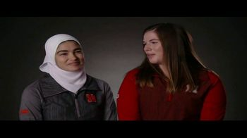 Big Ten Conference TV Spot, 'Faces of the Big Ten: Noor Ahmed and Kate Smith' - Thumbnail 8