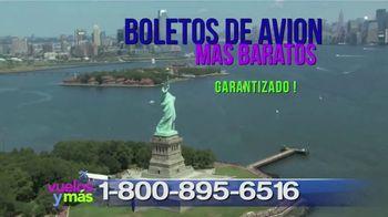Vuelosymas.com TV Spot, 'Todos quieren boletos baratos' [Spanish] - Thumbnail 4