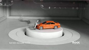 Root Insurance TV Spot, 'Cut Your Car Insurance Rate in Half: $10' - Thumbnail 3