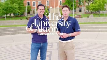 The University of Akron TV Spot, 'Spotlight: Campus'