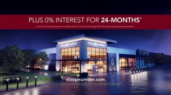 Sleep Number Biggest Sale of the Year TV Spot, '50 Percent Off and Free Delivery' - Thumbnail 9
