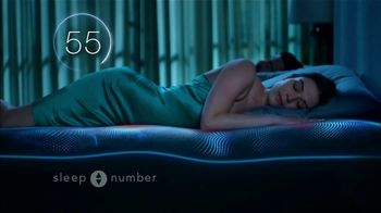 Sleep Number Biggest Sale of the Year TV Spot, '50 Percent Off and Free Delivery' - Thumbnail 5