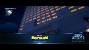 DIRECTV Cinema TV Spot, 'Lego DC Batman: Family Matters' - Thumbnail 1