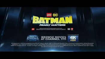 DIRECTV Cinema TV Spot, 'Lego DC Batman: Family Matters' - Thumbnail 10