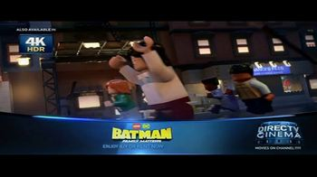 DIRECTV Cinema TV Spot, 'Lego DC Batman: Family Matters' - Thumbnail 2