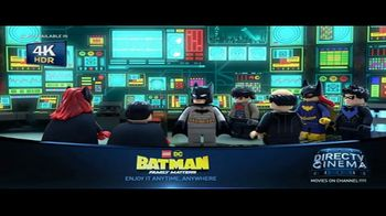DIRECTV Cinema TV Spot, 'Lego DC Batman: Family Matters' - Thumbnail 3