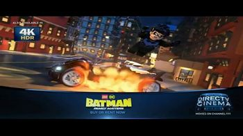 DIRECTV Cinema TV Spot, 'Lego DC Batman: Family Matters' - Thumbnail 7