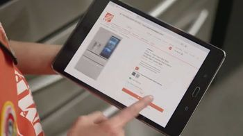 The Home Depot Labor Day Savings TV Spot, 'Upgrade Your Appliances' - Thumbnail 5
