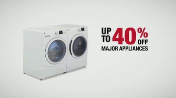 The Home Depot Labor Day Savings TV Spot, 'Upgrade Your Appliances' - Thumbnail 8
