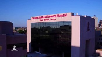 St. Jude Children's Research Hospital TV Spot, 'Quincy's Dad' - Thumbnail 8