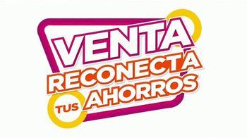 JCPenney Venta Reconecta Tus Ahorros TV Spot, 'Cuatro días' [Spanish]