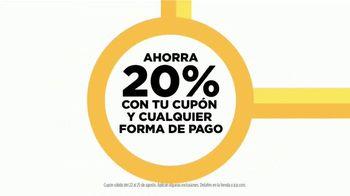 JCPenney Venta Reconecta Tus Ahorros TV Spot, 'Cuatro días' [Spanish] - Thumbnail 5
