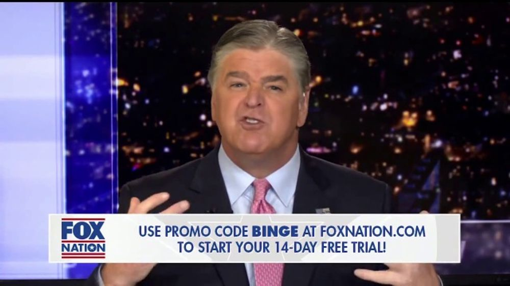 FOX Nation TV Commercial, 'Five New Shows'