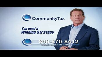Community Tax TV Spot, 'Taxes With Penalties' Featuring Joe Theismann