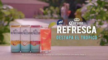 Corona Refresca TV Spot, 'Tomar el sol' [Spanish] - Thumbnail 8