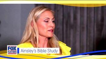 FOX Nation TV Spot, 'Ainsley's Bible Study: Friendship'