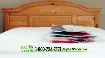 Pac N Stack TV Spot, 'Half the Space' - Thumbnail 8