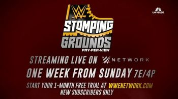WWE Network Stomping Grounds Pay-Per-View TV Spot, 'Tomar nombres' [Spanish] - Thumbnail 8