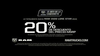 Ram Trucks El Mes de la Camioneta TV Spot, 'Tecnología' [Spanish] [T2] - Thumbnail 8