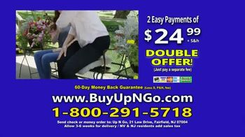 Up N' Go Cushion TV Spot, 'Portable Lifting Seat' - Thumbnail 10
