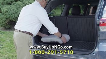 Up N' Go Cushion TV Spot, 'Portable Lifting Seat'