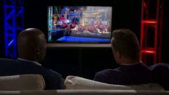 XFINITY xFi TV Spot, 'NBC: American Ninja Warrior' Featuring Matt Iseman, Akbar Gbaja-Biamila - Thumbnail 1