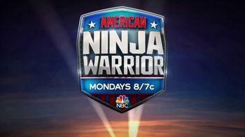 XFINITY xFi TV Spot, 'NBC: American Ninja Warrior' Featuring Matt Iseman, Akbar Gbaja-Biamila - Thumbnail 10
