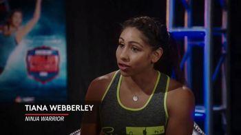 XFINITY xFi TV Spot, 'NBC: American Ninja Warrior' Featuring Matt Iseman, Akbar Gbaja-Biamila - Thumbnail 5