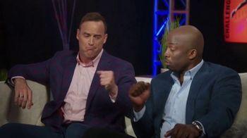 XFINITY xFi TV Spot, 'NBC: American Ninja Warrior' Featuring Matt Iseman, Akbar Gbaja-Biamila - Thumbnail 9