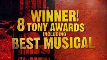 Broadway Theatre TV Spot, 'HADESTOWN: Winner' - Thumbnail 3