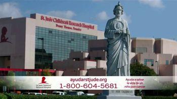 St. Jude Children's Research Hospital TV Spot, 'Noticias impactantes' con Pamela Silva Conde [Spanish] - Thumbnail 2