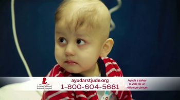 St. Jude Children's Research Hospital TV Spot, 'Noticias impactantes' con Pamela Silva Conde [Spanish] - Thumbnail 3
