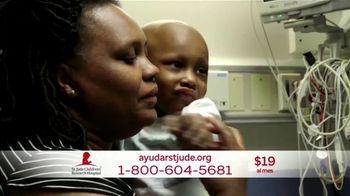 St. Jude Children's Research Hospital TV Spot, 'Noticias impactantes' con Pamela Silva Conde [Spanish] - Thumbnail 4