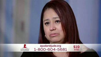 St. Jude Children's Research Hospital TV Spot, 'Noticias impactantes' con Pamela Silva Conde [Spanish] - Thumbnail 5