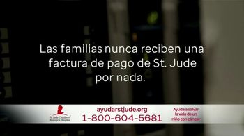 St. Jude Children's Research Hospital TV Spot, 'Noticias impactantes' con Pamela Silva Conde [Spanish] - Thumbnail 6
