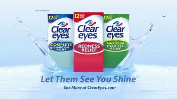 Clear Eyes TV Spot, 'Eyes Are Beautiful' Featuring Vanessa Williams - Thumbnail 10