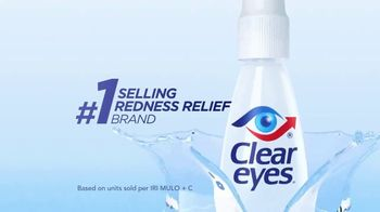 Clear Eyes TV Spot, 'Eyes Are Beautiful' Featuring Vanessa Williams - Thumbnail 6
